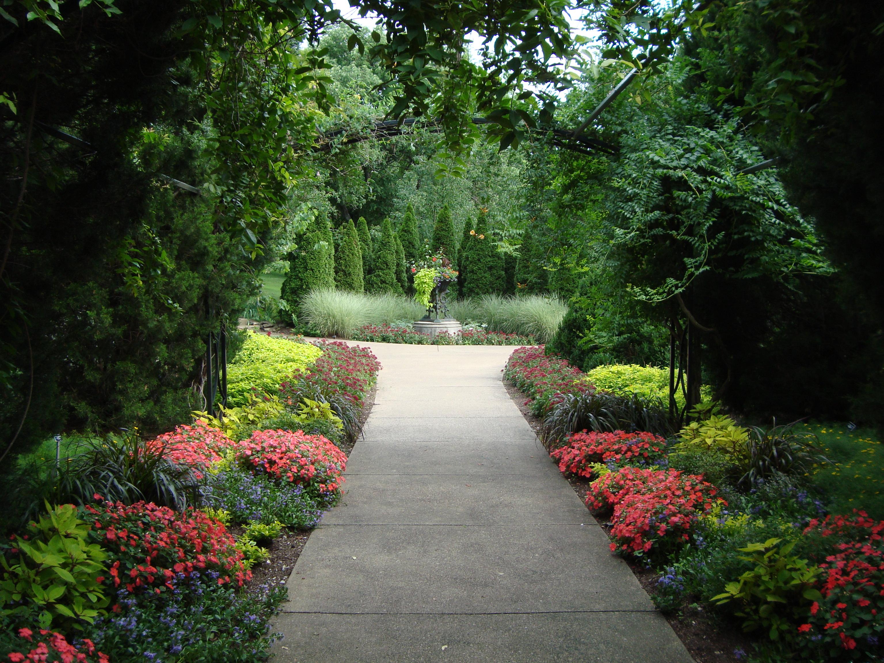 Cheekwood Botanical Garden Greetings From Nashville