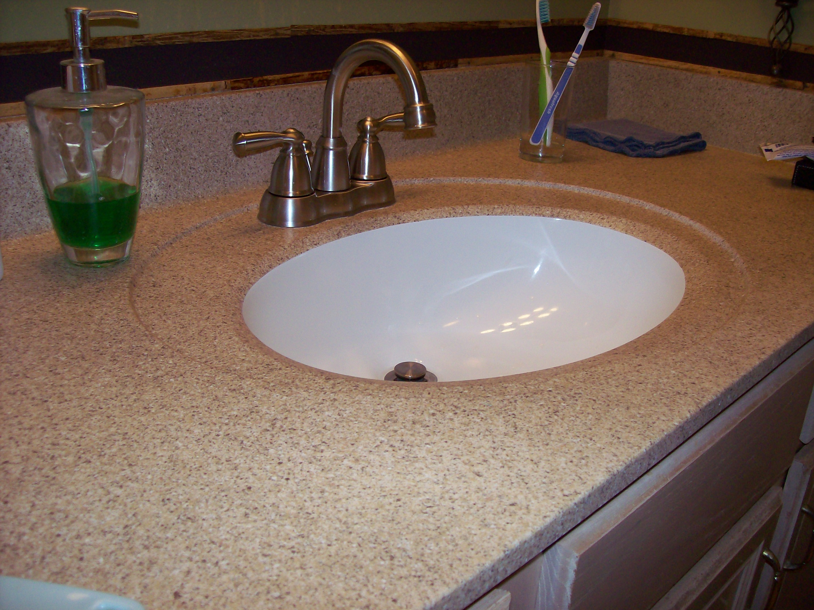 idea counters method thenestbook countertops miracle com img concrete diy kitchen
